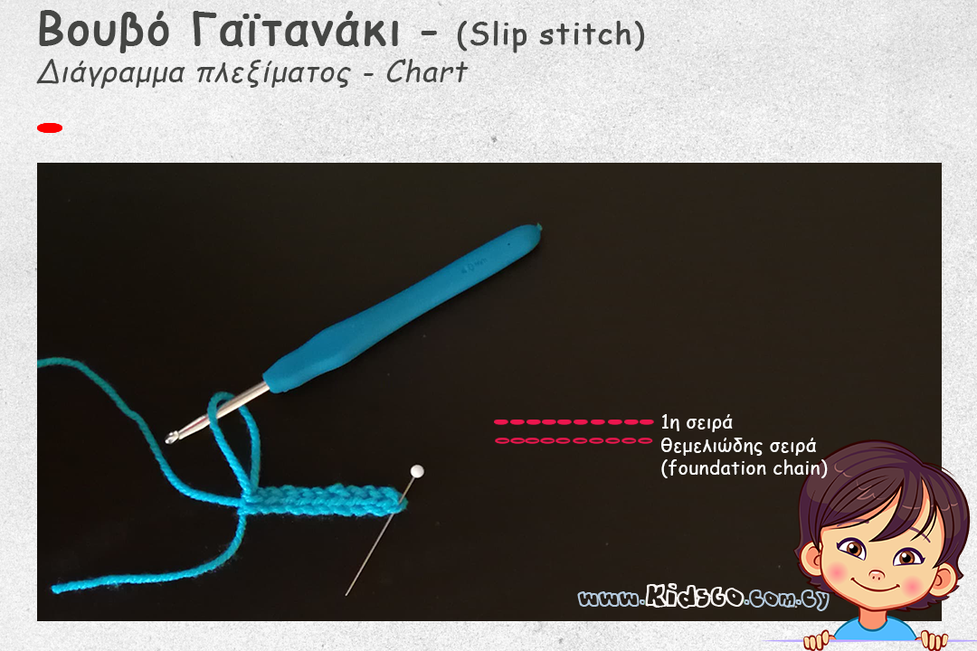 crochet-basic-stitches-slip-stitch-Chart